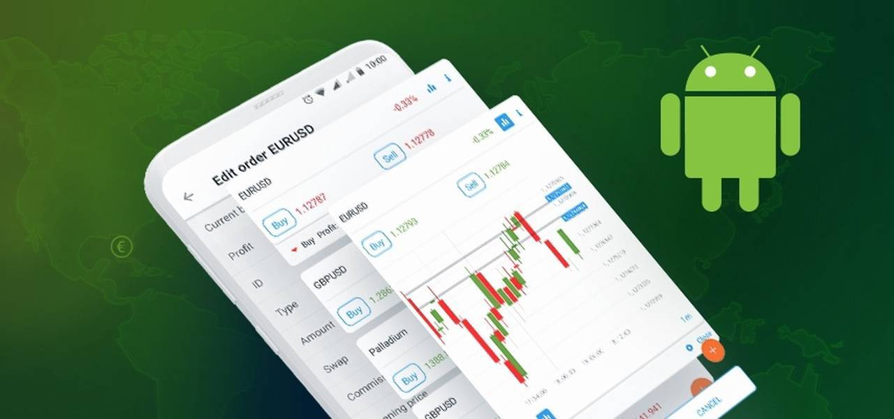 FBS Trader สำหรับ Android