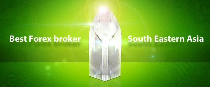 "FBS ได้รับรางวัล ""The Best Broker in South-East Asia"" 3 สมัยซ้อน!"